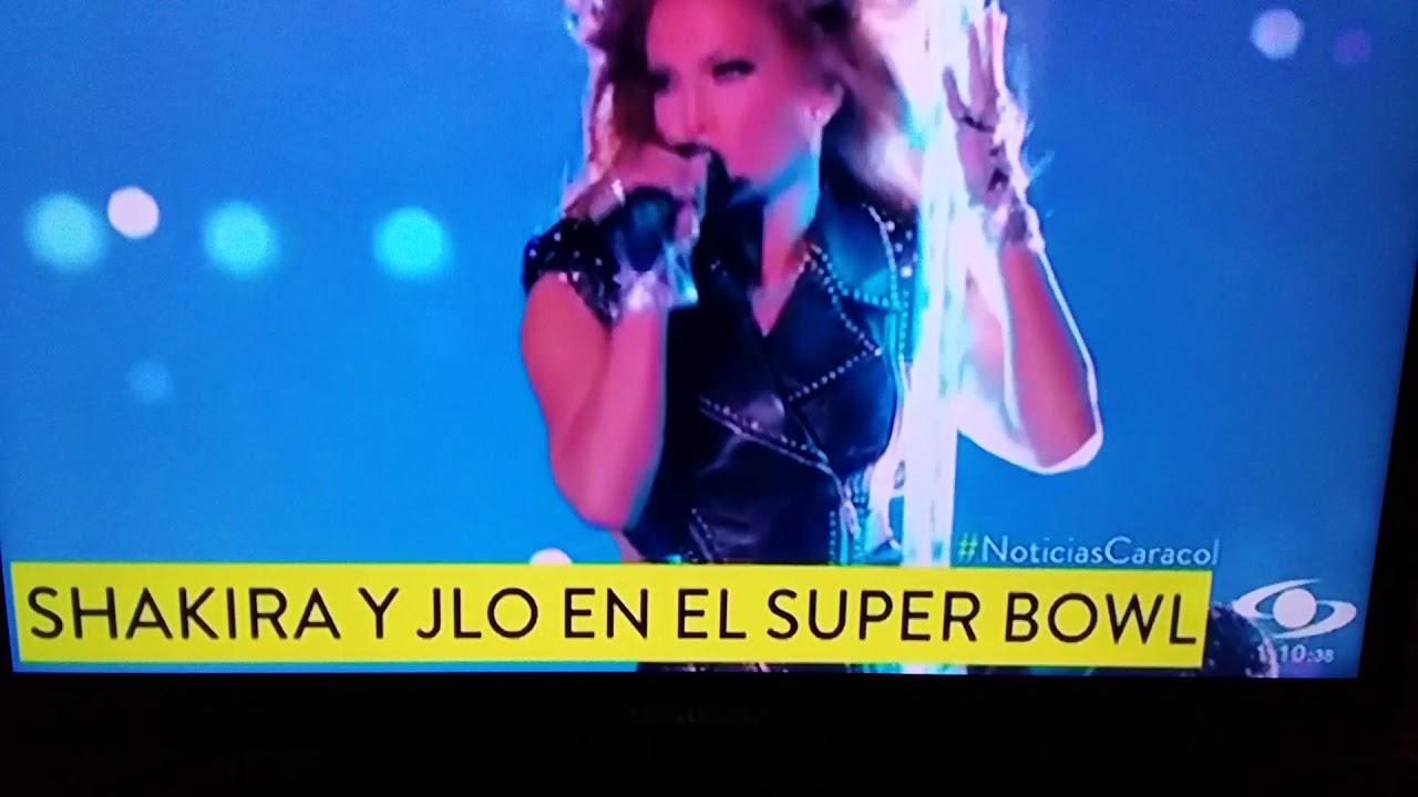 Download Shakira - Super Bowl 2020   Caracol Noticias