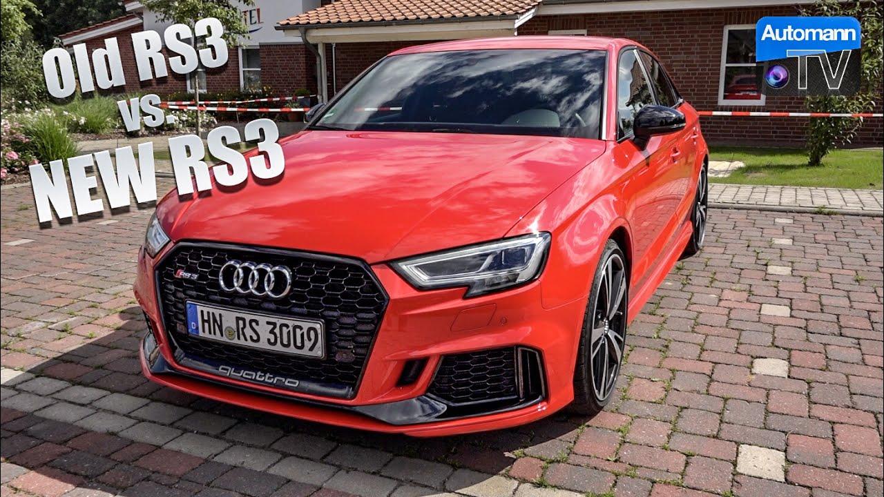 2018 Audi RS3 Sedan - #AutomannTalks - YouTube