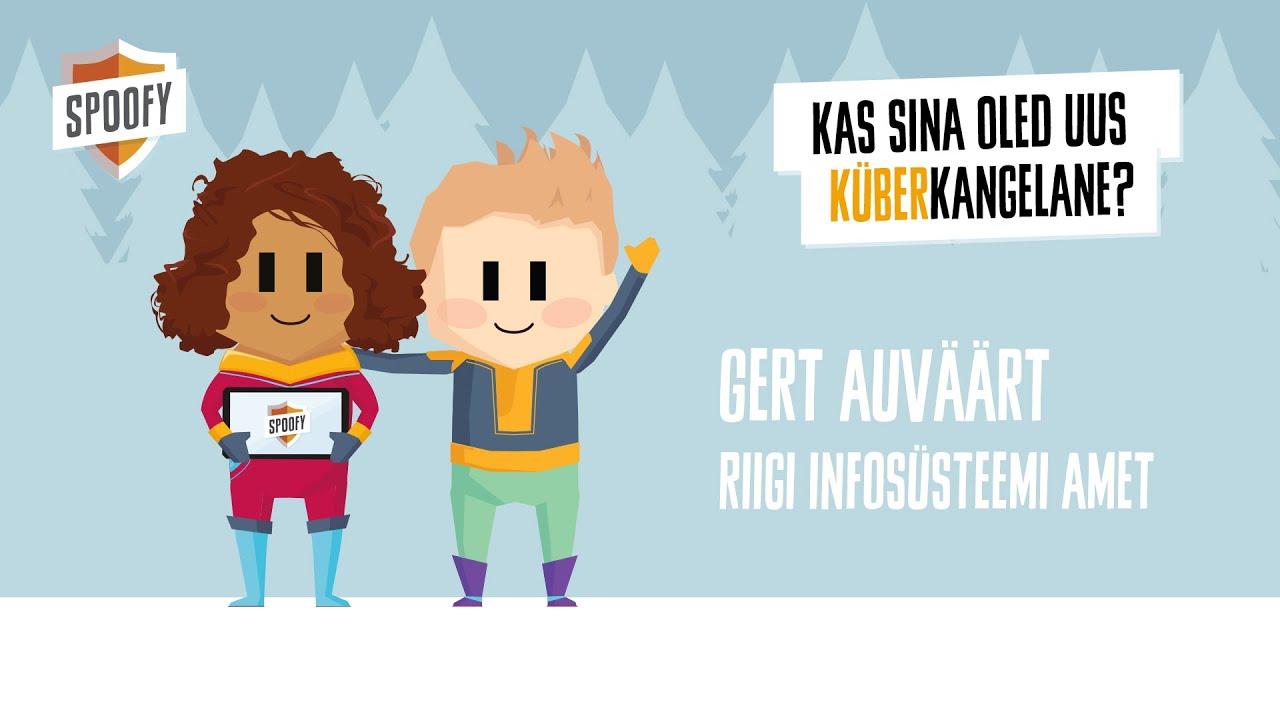 Spoofy | Gert Auväärt x RIA