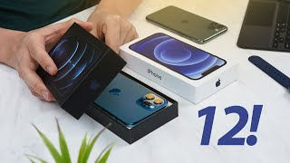UNBOXING IPHONE 12 & 12 PRO INDONESIA!