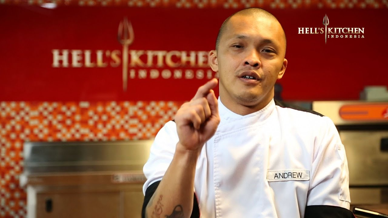 Satrya Hell S Kitchen Indonesia
