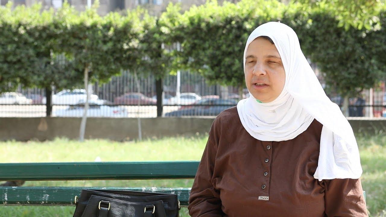 الوطن المصرية:هند كفيفة تقاوم السرطان منذ 18 سنة : مش عايزة أجيب طفل يتعذب