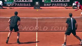 Best ATP Masters 1000 doubles shots of 2018 so far