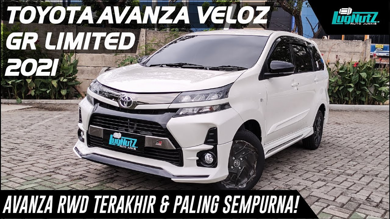 Avanza 2022 FWD? Nih Avanza RWD Terakhir & Paling Perfect! Veloz GR Limited!