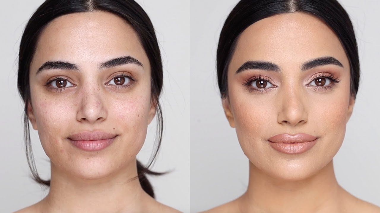 Flawless Foundation on Acne Scarred Skin | Hindash