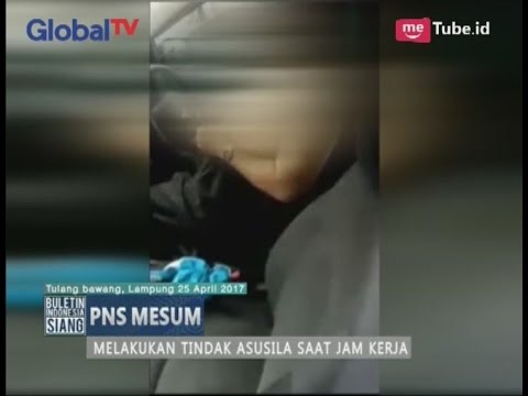 Video Amatir, Penggerebekan PNS yang Mesum di Dalam Mobil - BIS 26/04