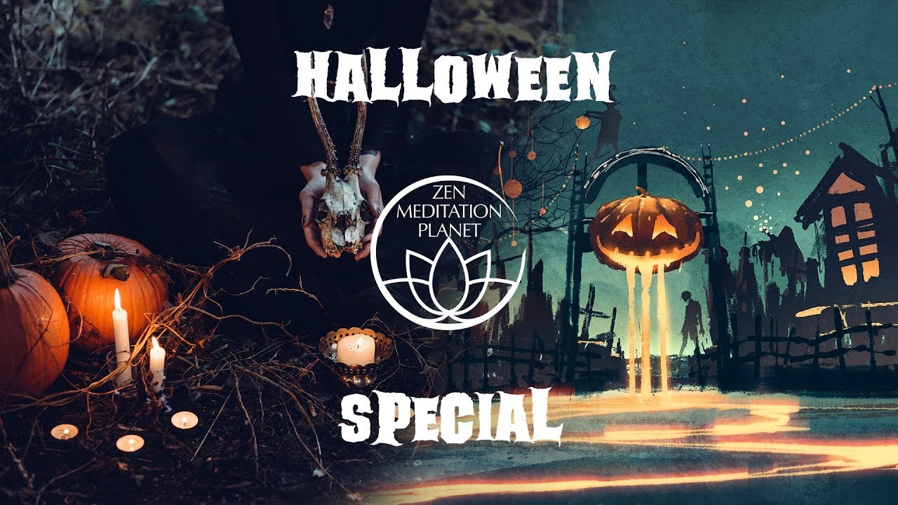 Halloween Spooky Sounds - Creepy Haunted House Soundtrack, Horror Ambience  Theme