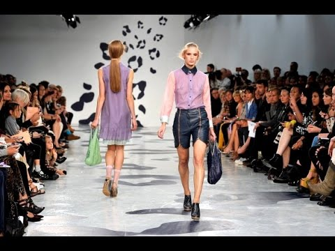 House of Holland | Spring Summer 2012 Full Fashion Show | Exclusive
