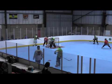 Inline Hockey - Iron Maidens vs Geckos