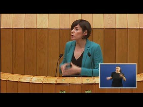 Ana Pontón defende a iniciativa dunha Tarifa Eléctrica Galega para Galiza