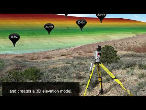Creating Three Dimensional Mine Elevation Models