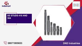 Pump Parts & Fasteners Manufacturer