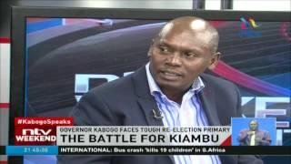 William Kabogo vows to beat Waititu, defends tenure as Kiambu Governor