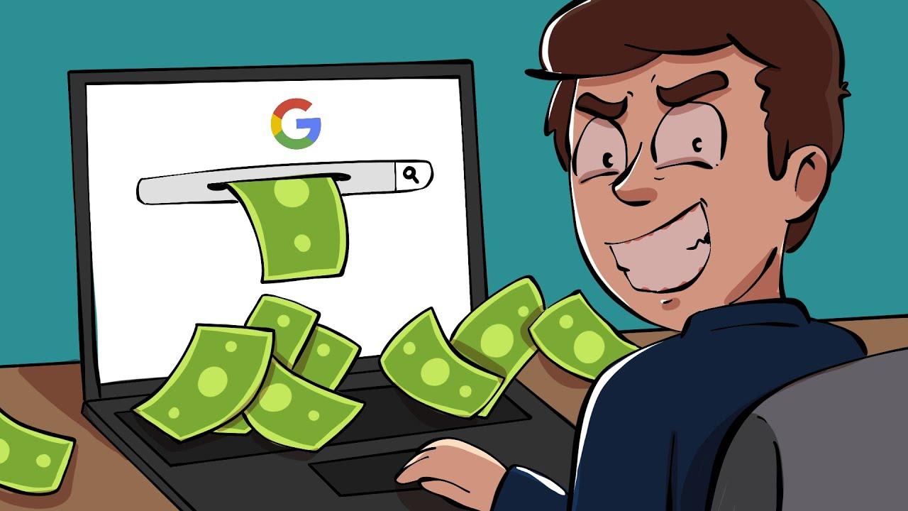 Me busqué en Google y descubrí que soy millonario.