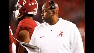 Alabama promotes Mike Locksley to OC, hires new assistant coaches