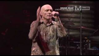 Midnight Oil - Power And The Passion  Sound Relief