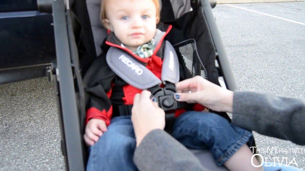 Recaro Easylife Carry Bag for Car Seat