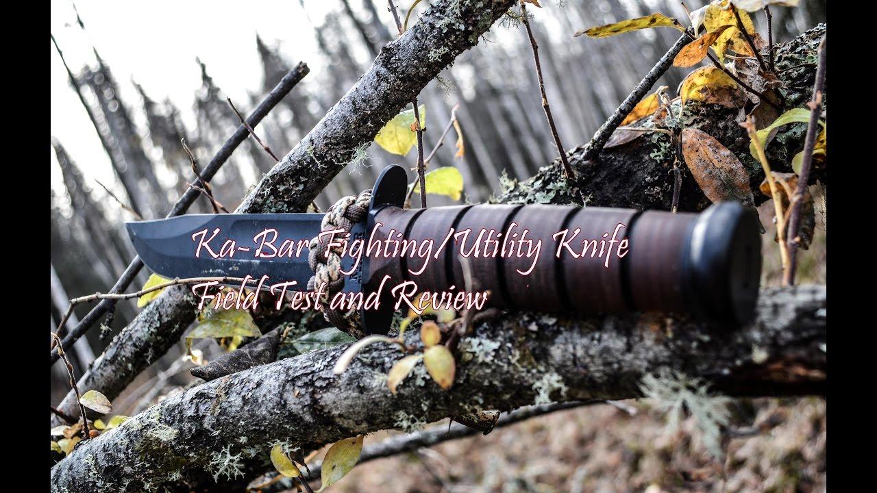 ka bar usmc fighting utility knife field test and review ka bar usmc fighting utility knife field test and review alaskanfrontier1