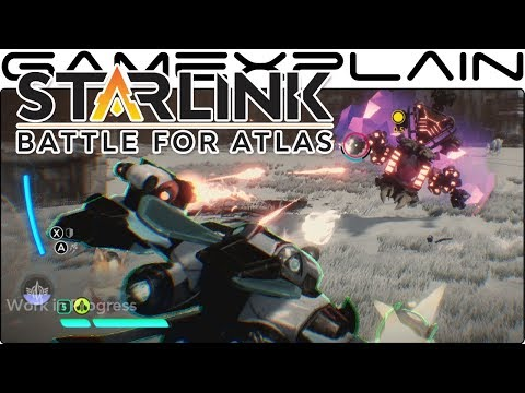 Starlink - Falling for Wolf's Trap in Star Fox Mission 3! (Switch Gameplay)