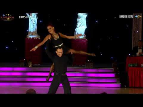 Shane & Shannon Jensen Professional Cabaret Champions - Feeling Good