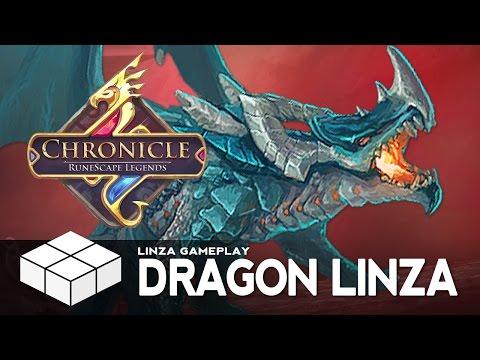 Chronicle: RuneScape Legends - Competitive Deck - Dragon Linza