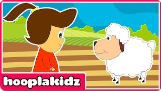 Mary Had A Little Lamb | Nursery Rhymes by HooplaKidz
