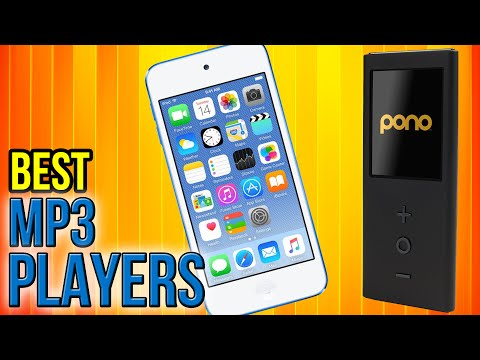 7 Best MP3 Players 2017