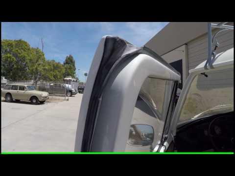 New Airhead Bay Window Bus Door Seals