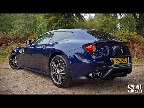 COLLECTING MY FIRST FERRARI - Ferrari FF Shmeemobile!