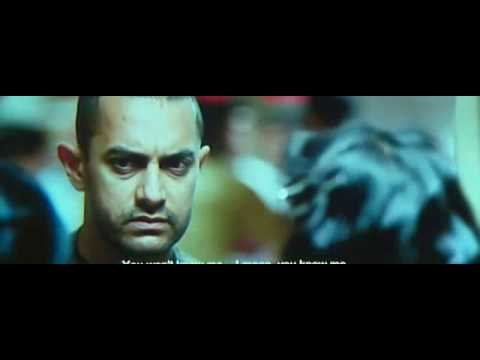 Amir Khan's Ghajini Full Movie 2008 Clip8/18