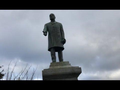 Should Arcata, California remove the statue of President McKinley? Adrienne Floreen Explains (2018)
