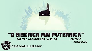 Casa Olarului Brasov Live Stream 29.03.2020 18 pm