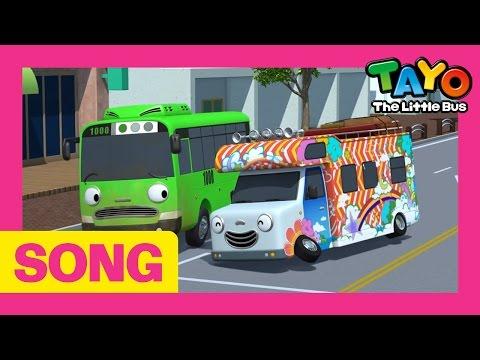 [Tayo's Sing Along Show 2] #03 Boom Chaka Boom!