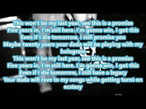 Last Year - Borgore (Lyrics)