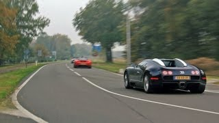 80+ Supercars FULL SPEED Accelerating!! LOUD SOUNDS!