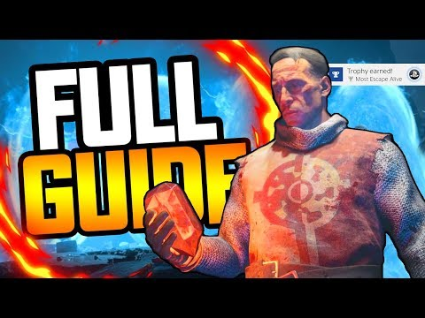 BLOOD OF THE DEAD – FULL MAIN EASTER EGG TUTORIAL GUIDE WALKTHROUGH (BLACK OPS 4 ZOMBIES EASTER EGG)