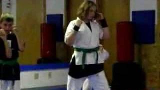 Purple Belt High Kicks