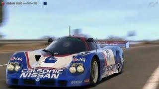 【GT5】【DEMO】 日産 R89C レースカー '89