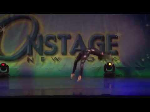 Modern Acrobatic Dance - Teen Competition Solo