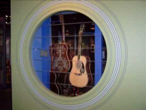 Martin Guitar Tour, Nazareth, PA