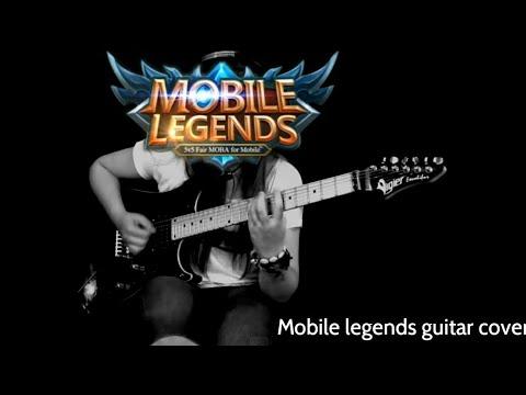 Mobile Legends Soundtrack Guitar Cover