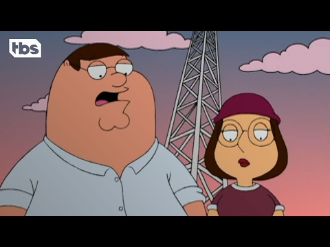 Peter Knocks Out TV   Family Guy   TBS