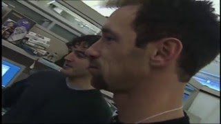 Triple Play 2002 - Luis Gonzalez Takes His First Look At The Game