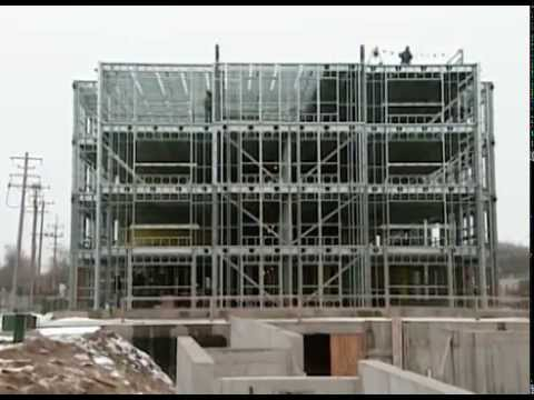 Courthouse Square Redevelopment Using Usg Structural Panel