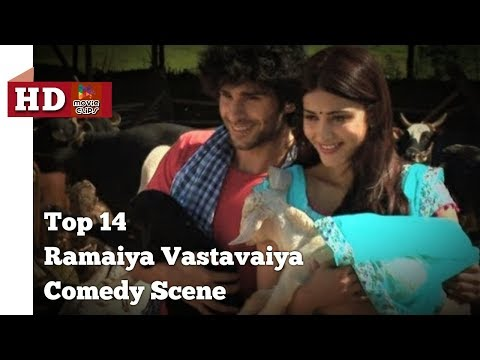 Ramaiya Vastavaiya Movie (Hindi) | Comedy Scenes |