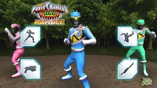 Video Power Rangers Dino Charge Rumble HD | CHAPTER 4 - The Big Sting! By StoryToys Entertainment Limited download MP3, 3GP, MP4, WEBM, AVI, FLV November 2017