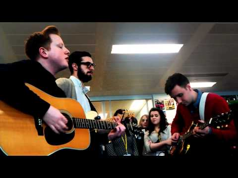 Two Door Cinema Club - What You Know Exclusive Acoustic Set At NME Offices