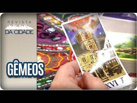 Previsão De Gêmeos 01/04 à 07/04 - Revista Da Cidade (02/04/18)