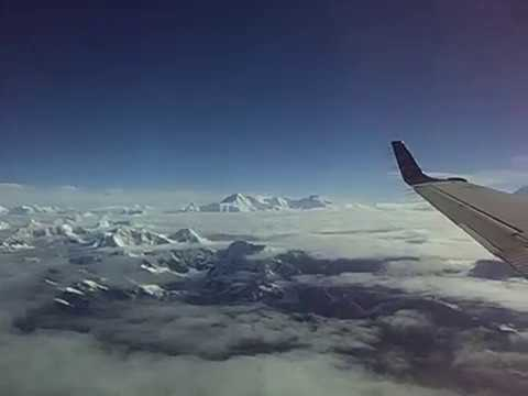 Mount Everest, 8.848 meters, 29.029 feet, Buddha Air, Nepal, Asia
