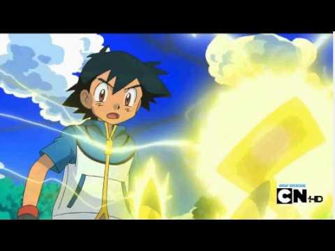 Pikachu learns Electro Ball - Pokémon Anime Short